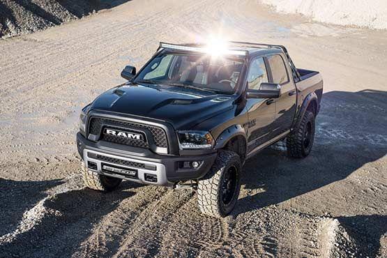 Dodge Ram 1500 Rebel   www.tuttleclickchrysler.com