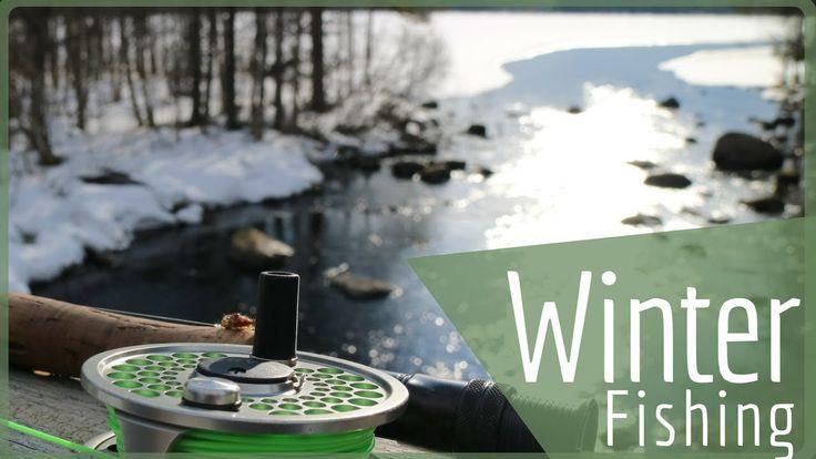 Winter fishing - Fly fishing trips