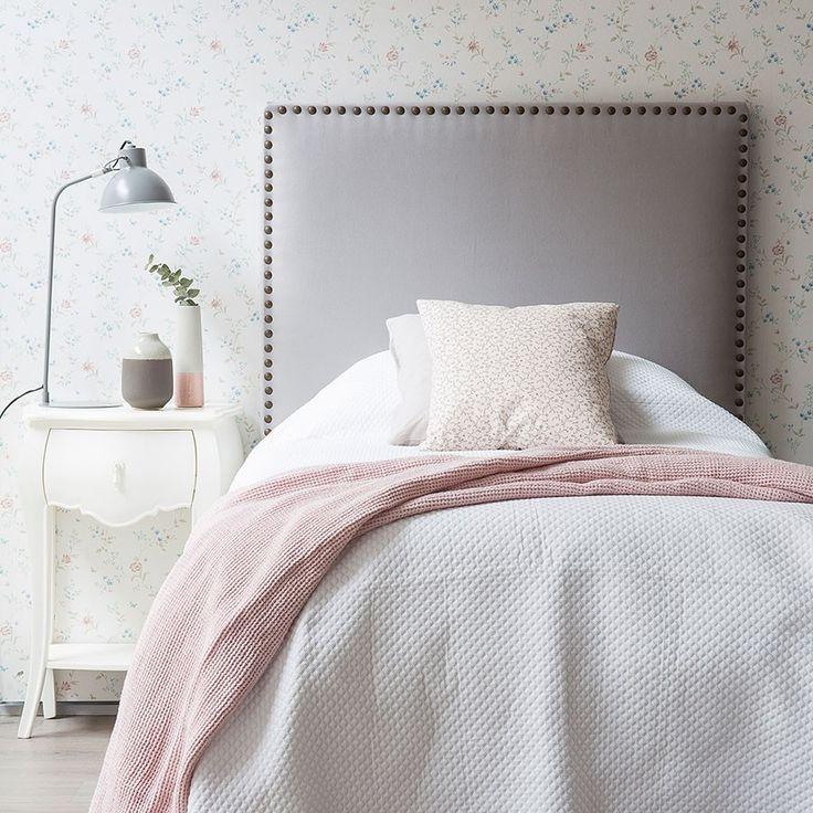 25 best ideas about cabeceros de cama tapizados en - Ideas cabeceros cama ...