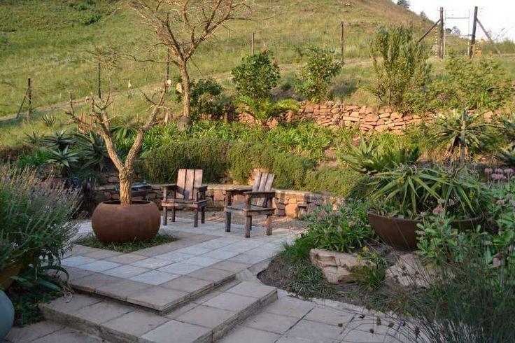 17 best ideas about coastal gardens on pinterest for South african garden designs