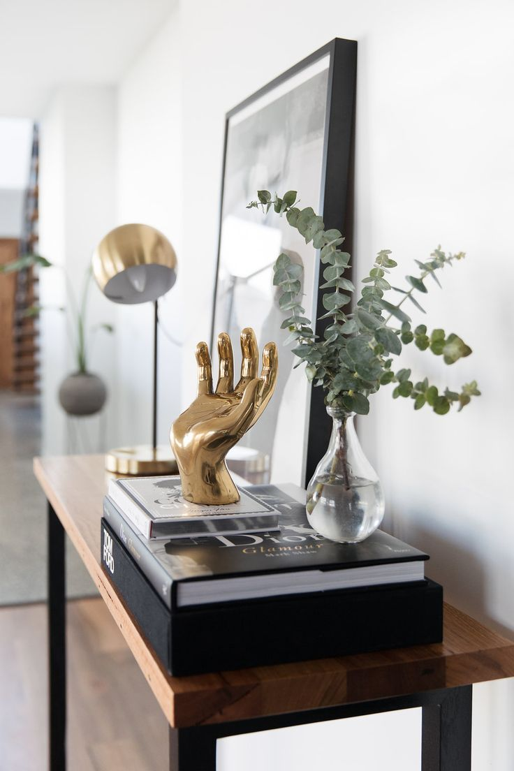 Console Table Styling By Studio Black Interiors Console Table