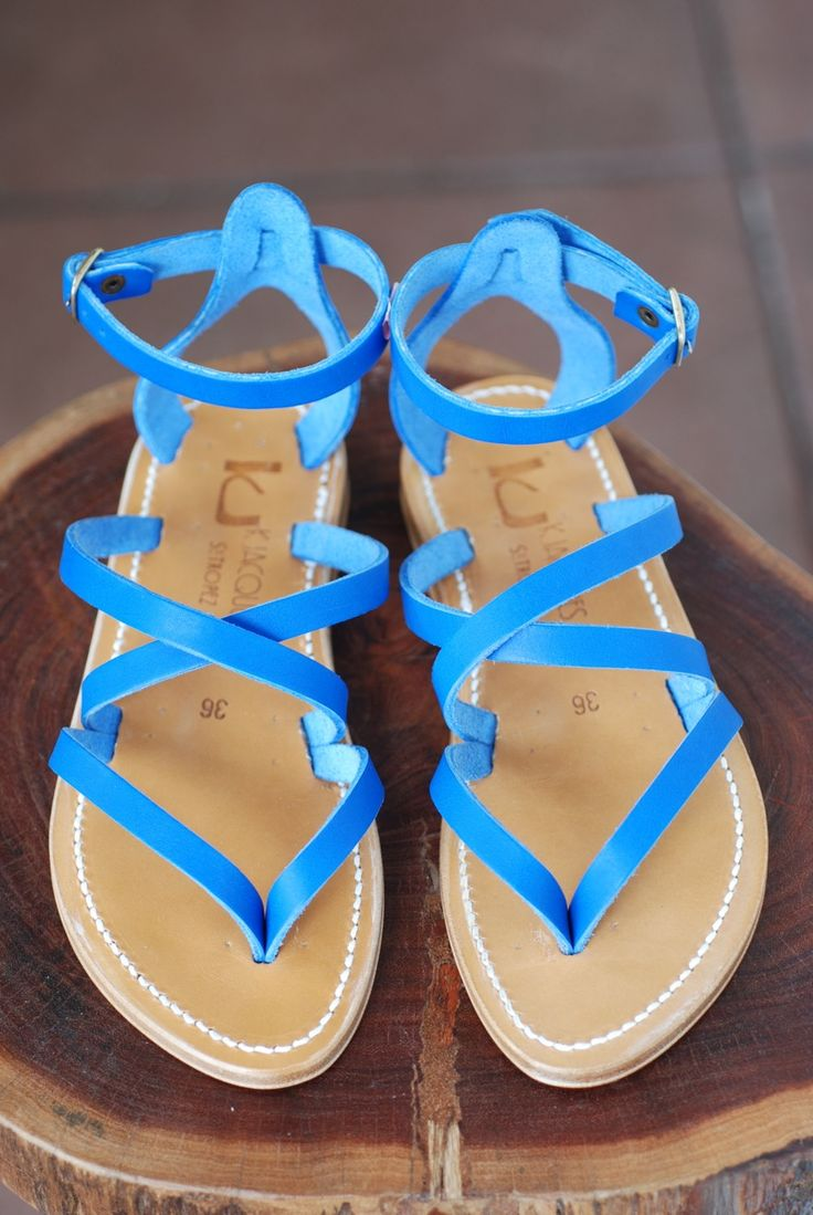 k jacques sandals: Blue Sandals, Fashion Shoes, Jacques Shoes, Shoes Fashion, Jacques Sandals, Bright Blue, Jacques Fashion, Girls Shoes, Sandals K Jacques