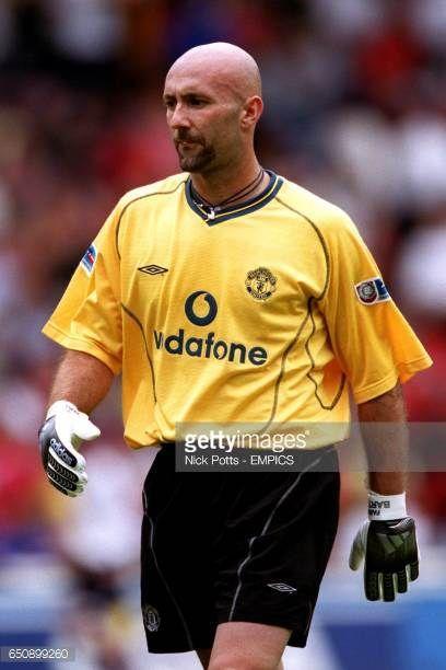 Fabien Barthez Manchester United goalkeeper