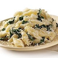 Spinach and Ricotta with Shells-A Rachel quickie - Rachael Ray