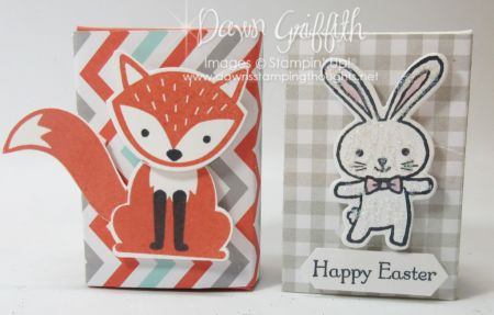 Mini Ghirardelli candy box video | Dawn's Stamping Thoughts | Bloglovin'