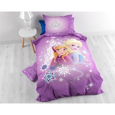 Frozen Purple Castle Purple
