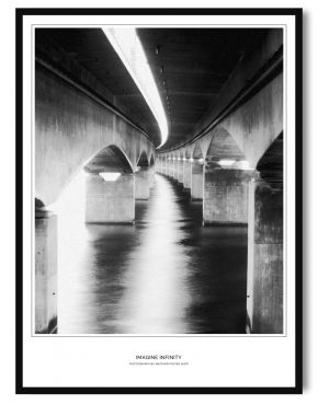 IMAGINE INFINITY - A3 POSTER - Photography - Another Poster Shop