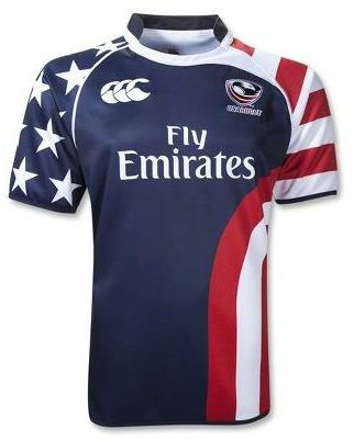 USA Rugby stars and stripes rugby jersey - For the best rugby gear check out http://alwaysrugby.com