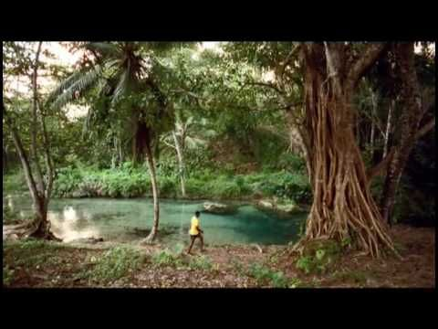 """Jamaica's so Breathtaking it makes Usain Bolt """"Stop"""" - Check out this Jamaica #tourism ad featuring sprint champ Usain Bolt"""