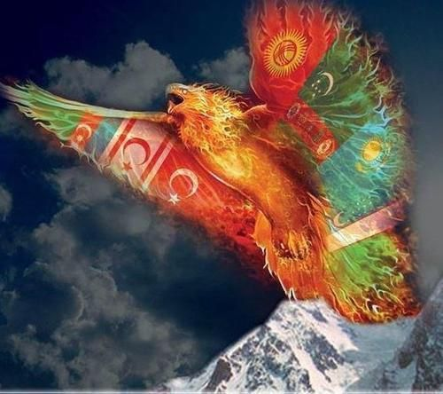 "doğabilmek_türk_mitolojisi_tuğrul_kuşu_(zümrüdü_anka_kuşu)_""simurg_."