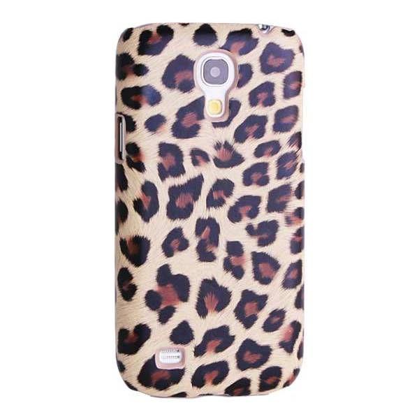 Luipaard hard case telefoon hoesje Samsung Galaxy S4 Mini - PhoneGeek.nl