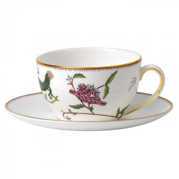 Mythical Creatures Breakfast Cup and Saucer Bute, Gift Boxed
