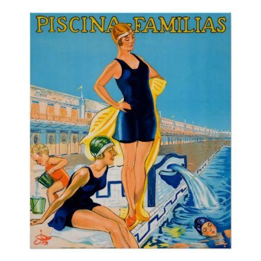 loja artigos natação vintage - Pesquisa Google
