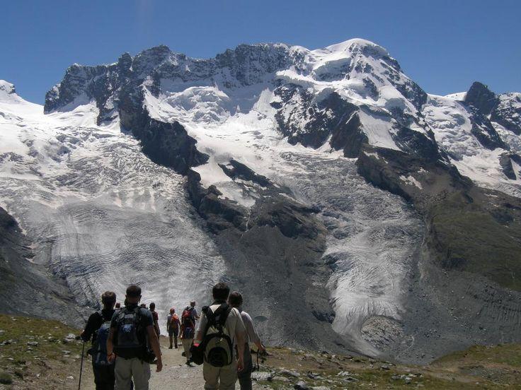 Trekking wokół Matterhorn i Monte Rosa, Szlak Walzerów przez serce Alp Walijskich, Szwajcaria, Włochy, Sporty Ekstremalne i Trekkingi, Podró...