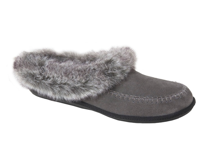 Get the warmth and comfort you need from a house shoe with the Daniel Green  Gretal Slipper.