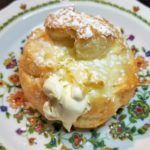 Contains affiliate links. I've been making these cream puffs for years. They are definitely a family favorite and possibly my most requested recipe from friends and family. You can also make them a few days in advance and freeze until you are ready to serve them. Yes, cream puffs take a little bit of time …