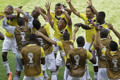 ¡Regreso triunfal! Colombia volvió a los Mundiales con goleada 3-0 sobre Grecia
