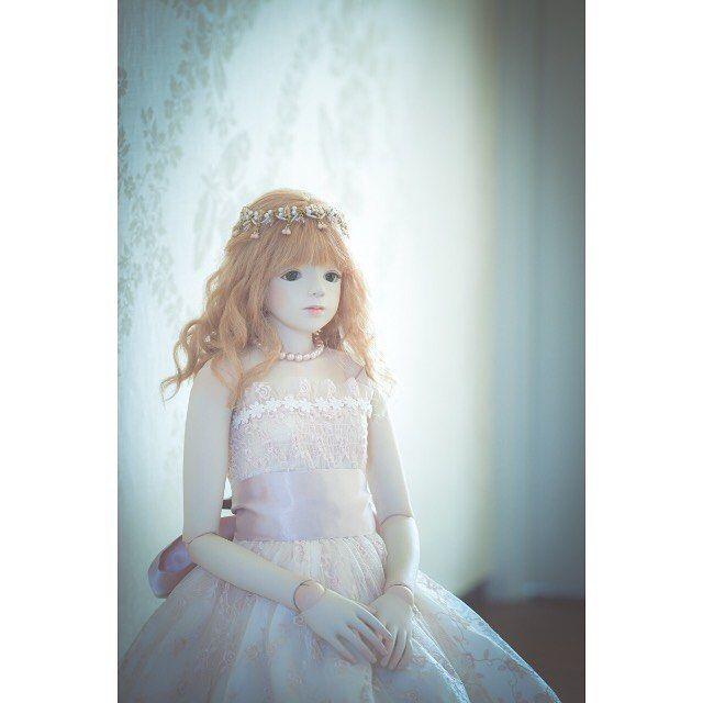 球体関節人形の撮影をさせていただきました。なんとこちらの人形、NHKドラマ「お母さん、娘をやめていいですか?」の5話に登場するそうです。  #広島 #出張撮影 #球体関節人形 #人形 #ドール #doll #dollstagram #dollphotography #bjd #bjdstagram #bjdoll #bjddoll #bjdphotography #artdoll #cutedoll #beautiful #cute #lightroom #photographer #一眼レフ #ファインダー越しの私の世界 #写真好きな人と繋がりたい #写真撮ってる人と繋がりたい #team_jp_ #igersjp #ig_japan #canon_photos #portrait #princess #kawaii