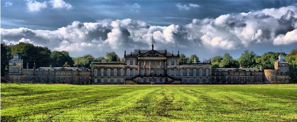 @UnitedRotherham on Twitter: They say it's grim up North, but they've obviously never been to #Rotherham to see Wentworth @Wentworth_house