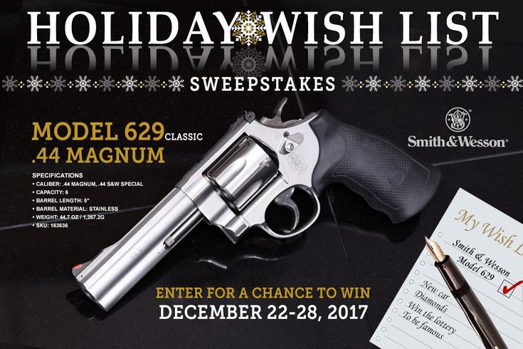 Gun giveaway sweepstakes 2018 car