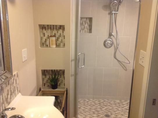 MS International Metro Glacier 12 In X 24 In Glazed Porcelain Floor And Wal