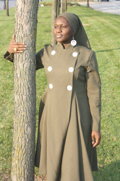 Nation Of Islam Women | Nation of Islam Women and Girls in Beautifully Dressed