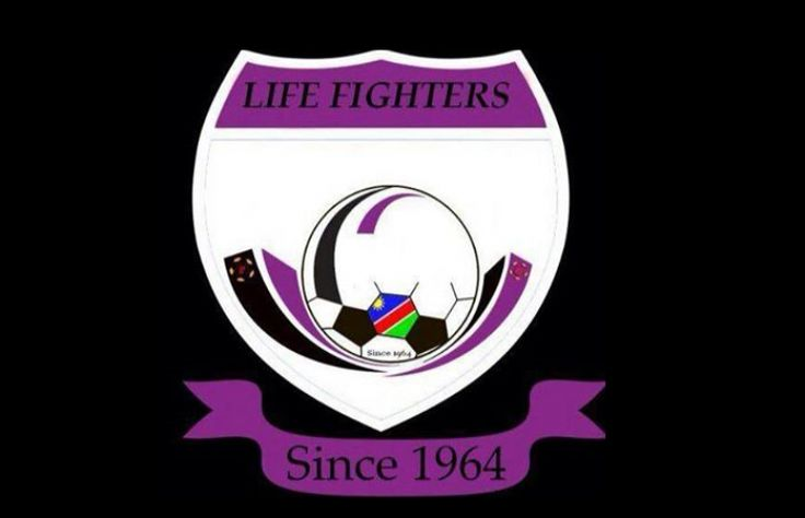 1964, Life Fighters F.C. (Otjiwarongo, Namibia) #LifeFightersFC #Otjiwarongo #Namibia (L12728)
