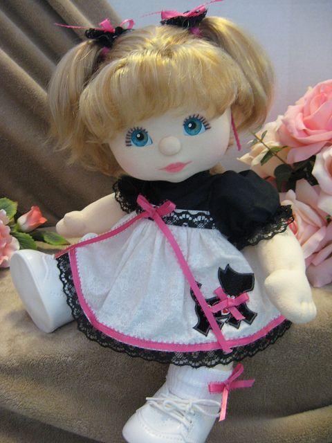 My Child Doll ~ Scottie Dog | Flickr – Condivisione di foto!