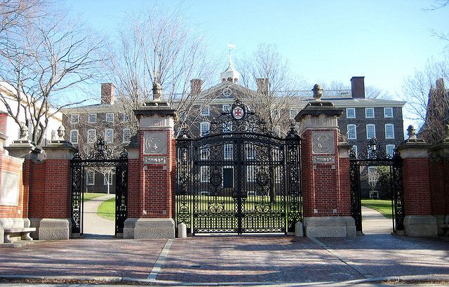 Brown University in College Hill, Providence, Rhode Island.