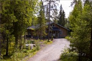 Villa Piilopirtti, Härkäniemen Tuvat, Mikkeli, Finland