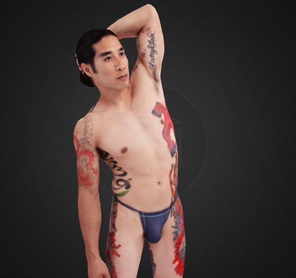 """Uma revista digital chamada Art and Skin, especializada em tatuagens testou um inovador estúdio ( xxArray) para produção de imagens em três dimensões. O objetivo era mostrar com mais detalhes os desenhos no corpo. Veja aqui a imagem em 3D. Com essa inovação, abrem-se mais possibilidades de ilustrações interativas.O resultado é surpreendente. Use seu mouse...<br /><a class=""""more-link""""…"""