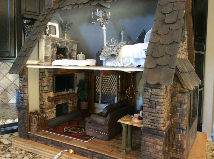 17 Best Images About My Sugarplum Dollhouse On Pinterest