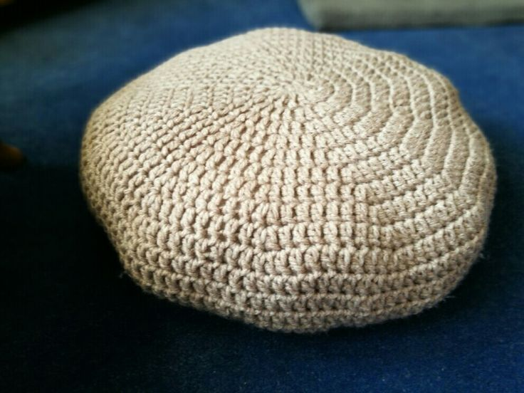 Very easy to crochet floor cushion