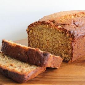 Banana, Vanilla, And White Chocolate Bread [PicNic_NZ]