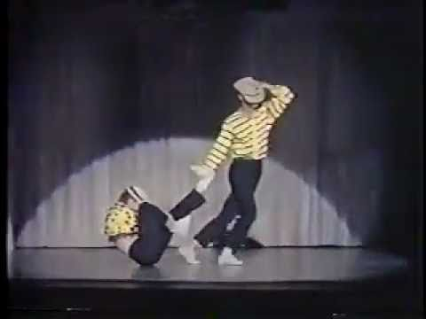 Various Clips of Bob Fosse Dancing - YouTube