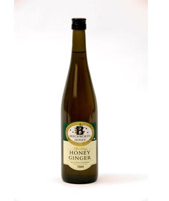 Perfect summer non alcoholic drink! Sparkling Honey Ginger 750ml - Beechworth Honey