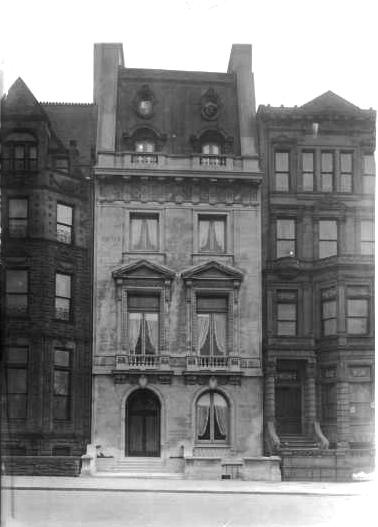 Daytonian in Manhattan: The R. Livingston Beeckman Mansion - No. 854 5th Avenue: Age Mansions, Livingston Beekman, Beekman House, York Cities, Mansions 5Th Avenue Nyc, Beekman Mansions 5Th, Mansions 854, 854 5Th, Mansions 5Th Avenu Nyc