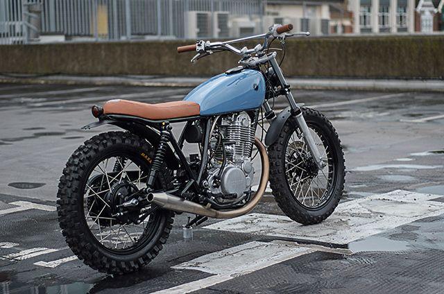 Yamaha SR500 – Auto Fabrica