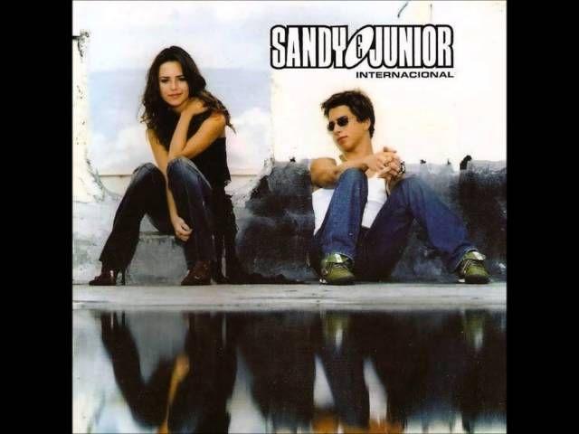 6. Precious time - Sandy & Junior (CD Internacional)