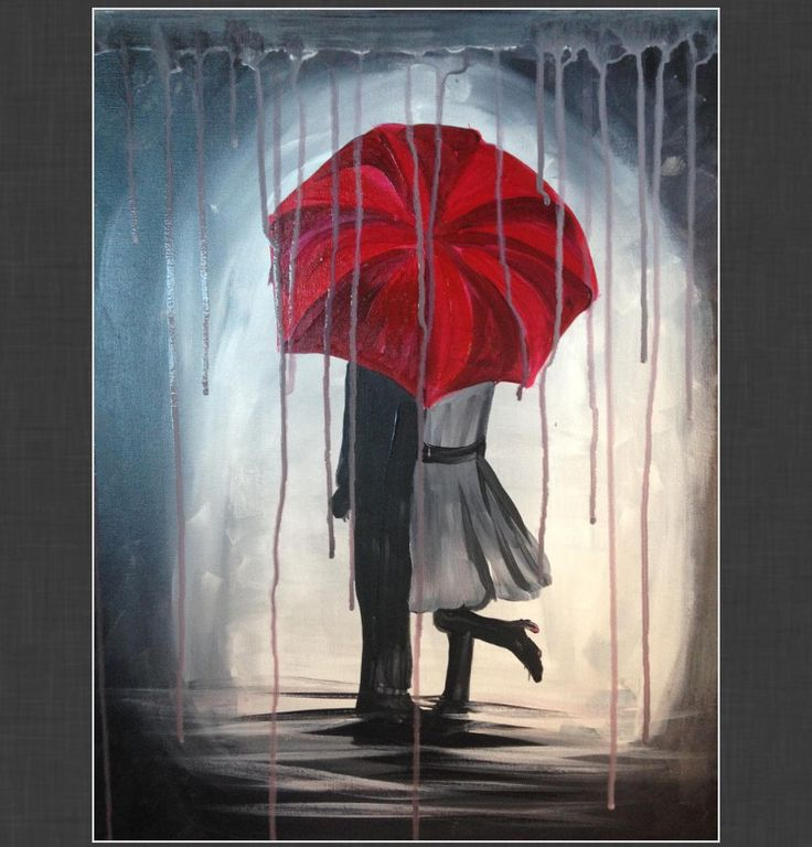 19 Best Rainy Day Painting Images On Pinterest
