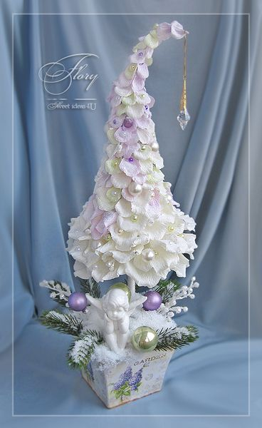 Снежный ангел - Рукоделие - Babyblog.ru