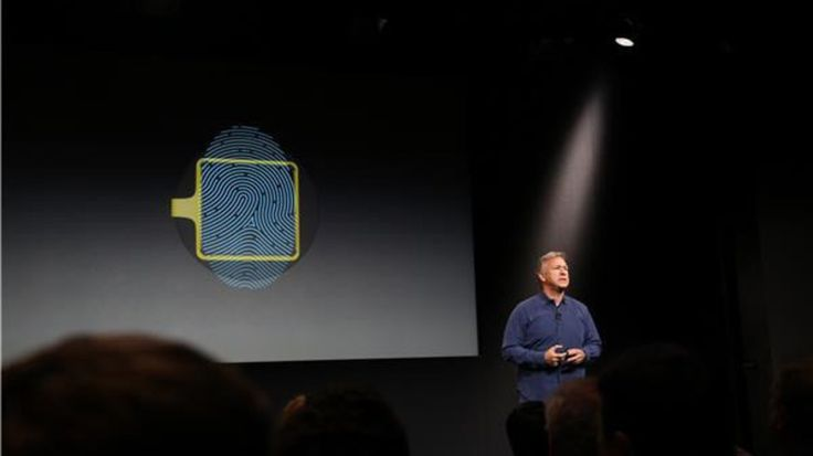 Apple announced on Tuesday the new iPhone 5S will include a Touch ID fingerprint sensor, allowing users to unlock their device with the touch of a finger.