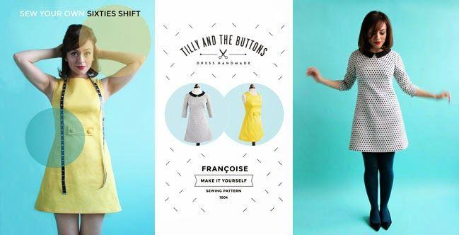 Francoise dress step by step