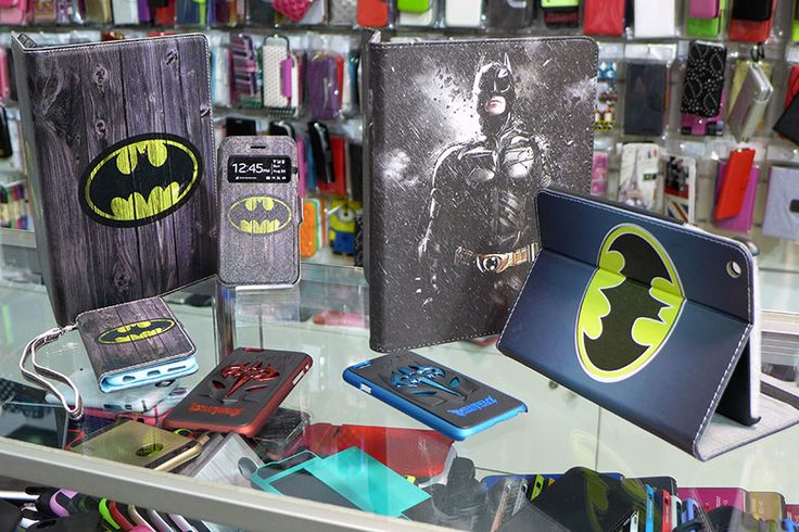 Batman at Case Factory #Brandsmart #brandsmartstyle