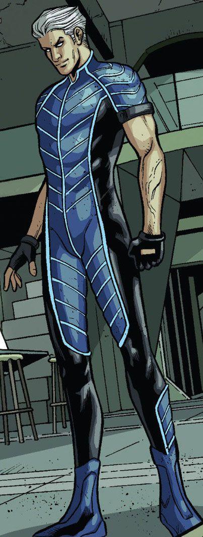 marvel comics quicksilver