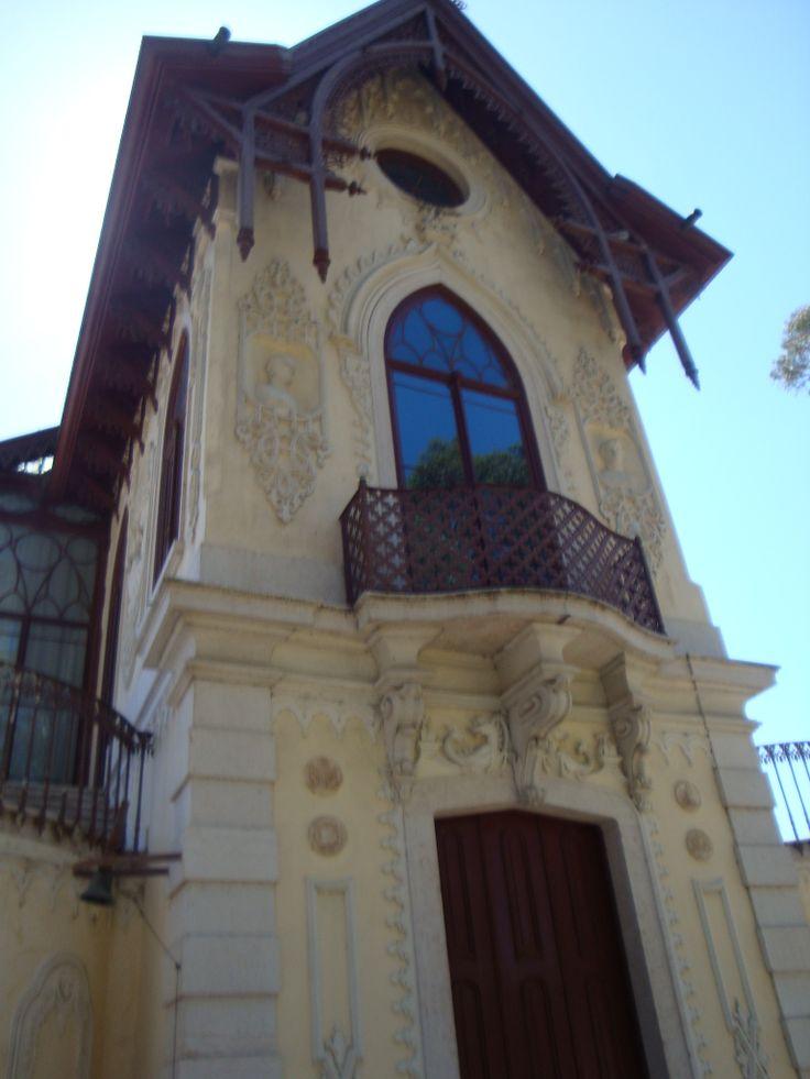 Casa estúdio Carlos Relvas, Golegã