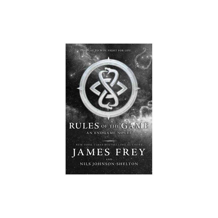 Rules of the Game (Reprint) (Paperback) (James Frey & Nils Johnson-Shelton)