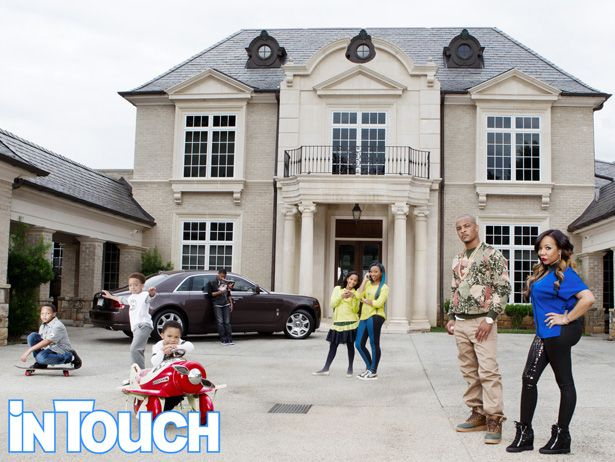Rapper Ti House In Atlanta T I And Tiny House The Bell
