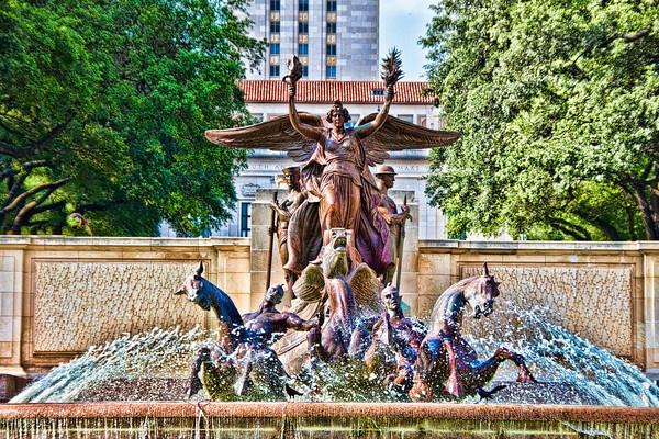 Littlefield Fountain Ut Austin Ut University