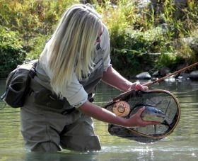 Women in Fly Fishing: Rebecca Garlock